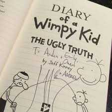 jeff kinney diary of a wimpy kid author opens new bookstore in