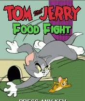 tom jerry food fight 176x208 java game free download dertz