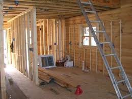 log home interior walls log home builder a log cabin building project for a log cabin on