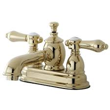 4 inch center bathroom faucet lyncroft 2 handle 4 inch centerset
