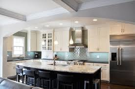 black kitchen island 5 trendy colors for kitchen islands and bars angie s list