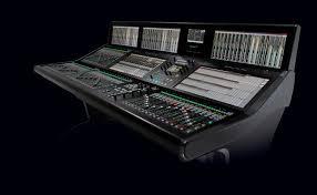 Studio System Ssl Introduces U0027system T U0027 Networked Broadcast Audio Production