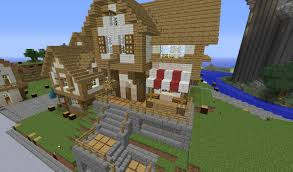 medieval shop and market builds minecraft project
