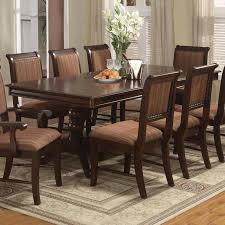 crown mark louis phillipe seven piece dining set royal furniture