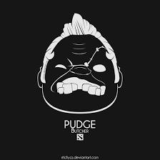 dota 2 pudge logo butcher pudge dota 2 by ritchyzz on deviantart