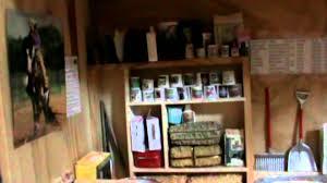 breyer tack u0026 feed room tour youtube