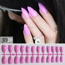 compare prices on pointed false nails online shopping buy low
