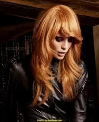 Frisuren Lange Haare Kupfer by Künstlerisch Frisuren Lange Haare Kupfer Deltaclic