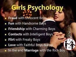 Psychology Meme - girls psychology viral viral videos