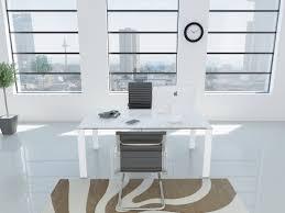 bureau de direction en verre bureau de direction haut de gamme