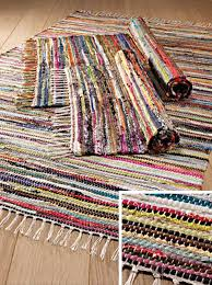 Woven Rugs Cotton 676 Best Rag Rugs Images On Pinterest Diy Rugs Carpets And Rug