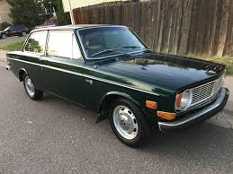 3k two door 4 speed 1970 volvo 142s bring a trailer