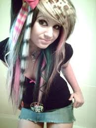 Emo Hairstyles For Girls With Medium Hair by Emo Haircuts For Long Hair Popular Long Hairstyle Idea