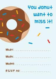 party invitations mini donuts free printable donut party invitations free