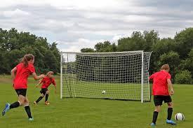 kwik goal 2b1703 kwik flex soccer goal 6 5 u0027 x 12 u0027