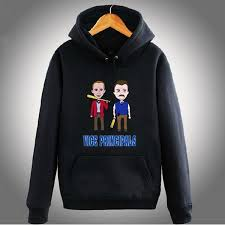 vice principals hoodie for men cartoon neal gamby lee russell