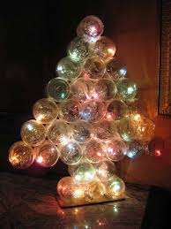 Christmas Tree Made Of Christmas Lights - 61 easy and in budget diy christmas decoration ideas part iii