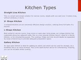 Straight Line Kitchen Designs Design Your Kitchen By Yourself