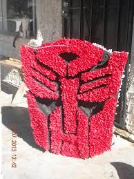 optimus prime pinata transformers project the piñata