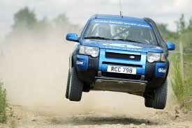 land rover freelander off road freelander a braveheart highlander mash up no it u0027s a land rover