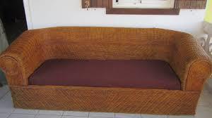 canapé clic clac canape clic clac en rotin annonce meubles et décoration oyster