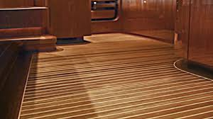 awesome teak wood flooring maritime cabin sole flooring custom