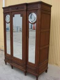 French Antique Bedroom Furniture by Antique Chifferobe At The Lived In Room Pinterest