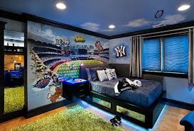 Awesome Teenage Boy Bedroom Ideas DesignBump - Teenage guy bedroom design ideas
