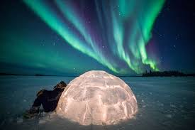where are the northern lights located cloud appreciation society sky holiday canada 2019