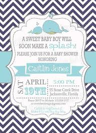 whale baby shower ideas invitation for baby shower inspiring whale baby shower
