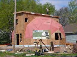 Structural Insulated Panel Home Kits Building Sipsmart The Shell Is Complete