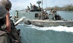 Blue Water Navy Vietnam Veterans The Brown Water Navy News Stripes