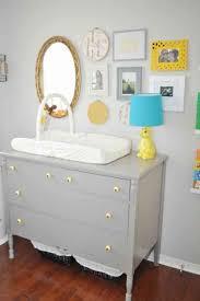 commode chambre bebe commode à langer en 19 exemples superbes commodes chambres bébé