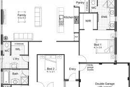 simple open house plans open floor plans one level house plans with slab homepeek