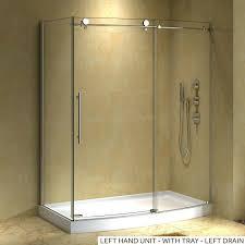 bathtubs chic bathtub enclosure installation 135 steam shower