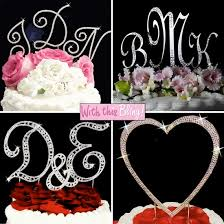 bling wedding cake toppers wedding cake toppers with bling wedding cake idea