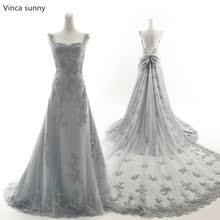 silver wedding dresses buy silver wedding dresses and get free shipping on aliexpress