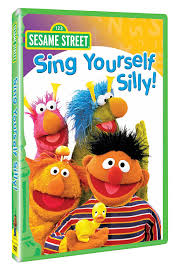 sesame songs sing yourself silly caroll spinney
