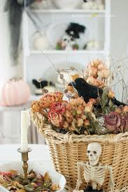 Gift Baskets For Halloween by French Country Halloween Decor Ideas Diy Halloween Decor