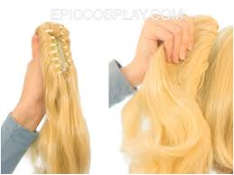 clip on ponytail ponytail clip ons epiccosplay wigs