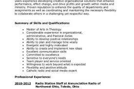 Resume Server Skills Resume Qualities And Skills Template Billybullock Us