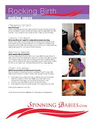 Muscles Of The Pelvic Floor Ppt by Sidelying Release Spinning Babies