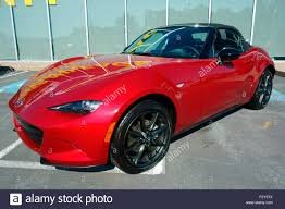 mazda roadster red 2016 mazda mx 5 roadster sports car automobile vehicle miata