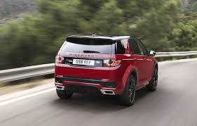 land rover discovery sport black the land rover discovery sport hse dynamic lux luxurious magazine