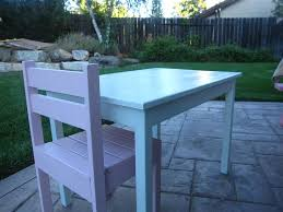 Woodworking Plans For Child S Table And Chairs by 22 Best Diy Kid Table U0026 Chairs Images On Pinterest Kid Table