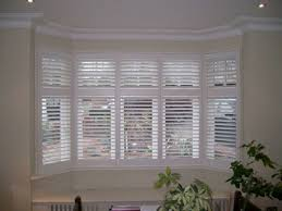 Thomas Sanderson Blinds Prices Bay Window Shutters Angled Bay Window Shutters This Is What We