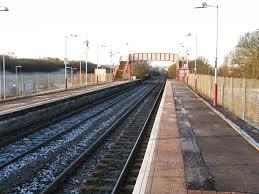 Mount Vernon railway station