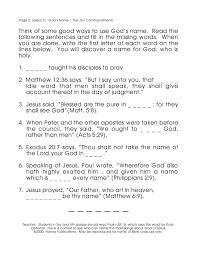 one stone biblical resources the ten commandments ot bible lessons cd