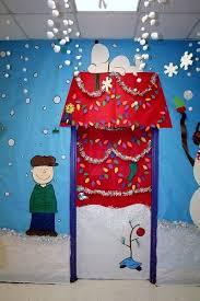 Best 25 Christmas Door Decorating Contest Ideas Pinterest with