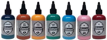 tattoo ink pictures element tattoo supply inks ink sets tattoo ink colors